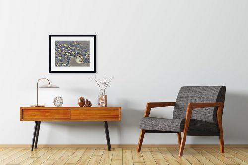 תמונה לחדרי המתנה - רעיה גרינברג - עץ הדולב - מק''ט: 334887