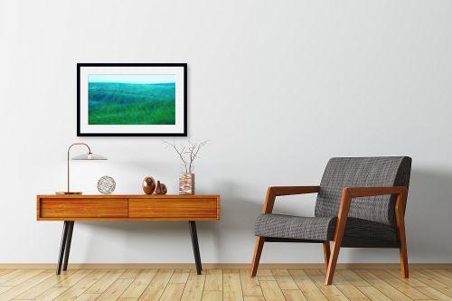 תמונה לחדרי המתנה - אורית גפני - כמו גלים - מק''ט: 338839