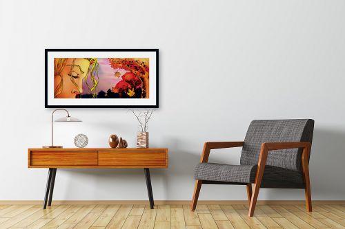 תמונה לחדרי המתנה - חנן אביסף - עונות השנה - סתיו - מק''ט: 52136
