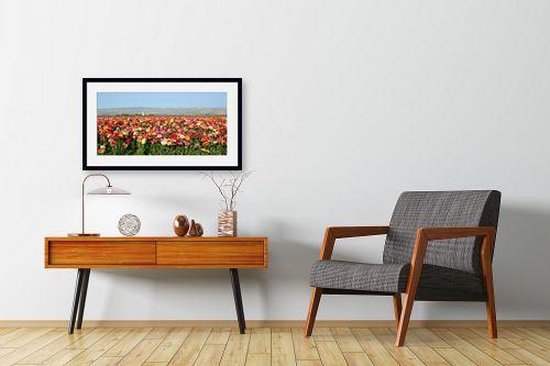 תמונה לחדרי המתנה - מיכל פרטיג - שדה נוריות - מק''ט: 54500
