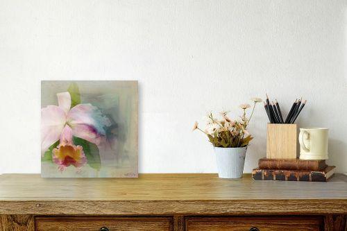 תמונה לשולחן - בתיה שגיא - Orchid - מק''ט: 109458