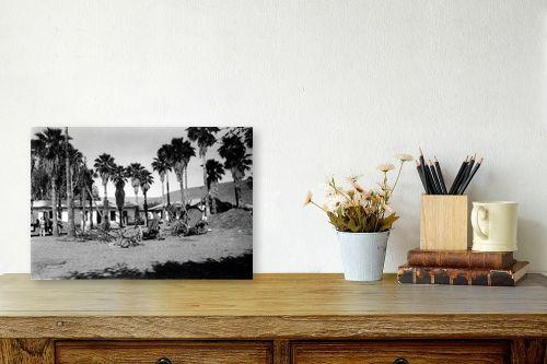 תמונה לשולחן - דוד לסלו סקלי - ביתניה 1945 - מק''ט: 142006