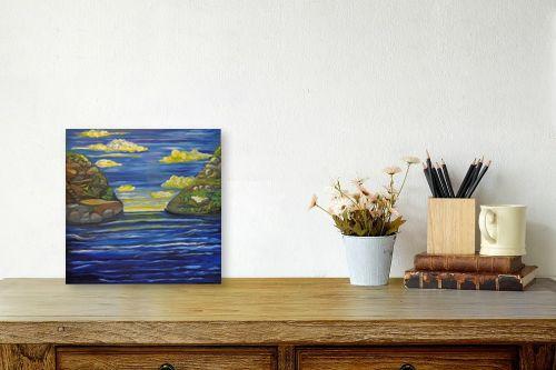 תמונה לשולחן - אילה ארויו - מפרץ האשליות - מק''ט: 170927