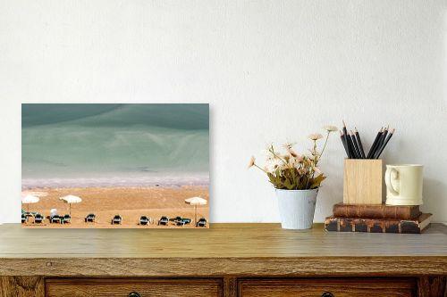 תמונה לשולחן - שרית סלימן - שלווה בים המלח - מק''ט: 177330