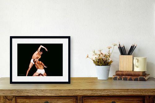 תמונה לשולחן - קובי פרידמן - ריקוד - מק''ט: 19860