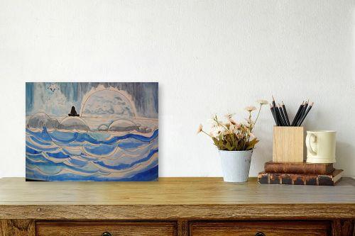 תמונה לשולחן - אילה ארויו - האוקיינוס הגדול - מק''ט: 320040
