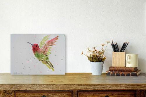 תמונה לשולחן - נטליה ברברניק - ציפור אקןןרל - מק''ט: 330627