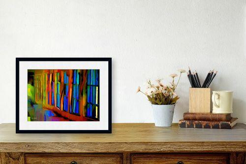 תמונה לשולחן - אורית גפני - אור וצבע - מק''ט: 333286