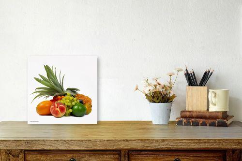 תמונה לשולחן - קובי פרידמן - פירות - מק''ט: 61637