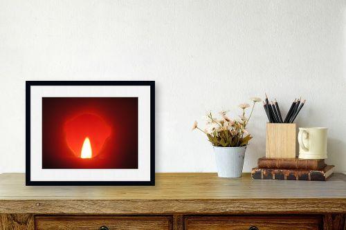 תמונה לשולחן - משה יפה - אור בפתח - מק''ט: 8304