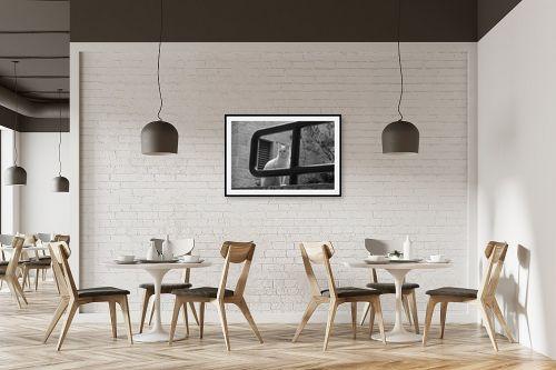תמונה למסעדה - אלי נגר - כחול - מק''ט: 117529
