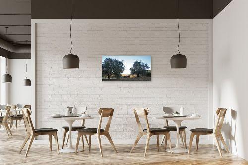 תמונה למסעדה - מיכל פרטיג - ספסל לנוף - מק''ט: 120182