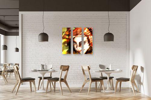 תמונה למסעדה - Red סטודיו - looking1 - מק''ט: 129807