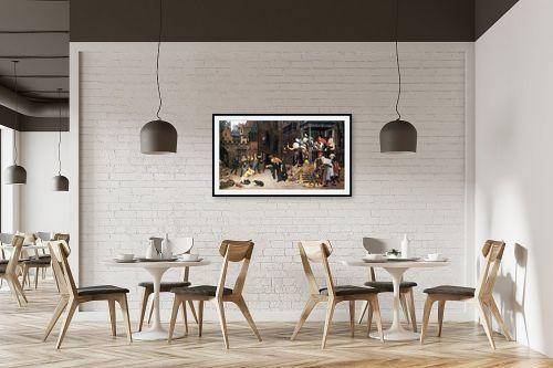 תמונה למסעדה - ג'יימס טיסו - James Tissot 046 - מק''ט: 131973