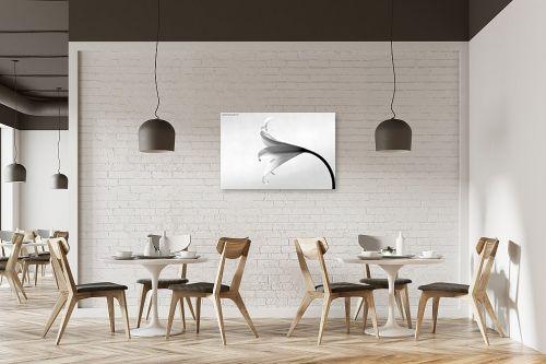 תמונה למסעדה - שרית סלימן - שחור ולבן - מק''ט: 134516