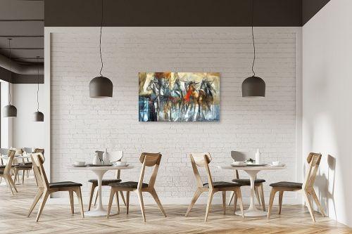 תמונה למסעדה - בן רוטמן - מירוץ סוסים - מק''ט: 144916