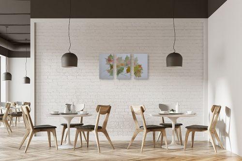 תמונה למסעדה - רינה יניב - עלים 3 - מק''ט: 169773