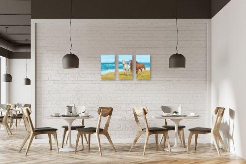 תמונה למסעדה - נריה ספיר - דהרה על החוף - מק''ט: 259591