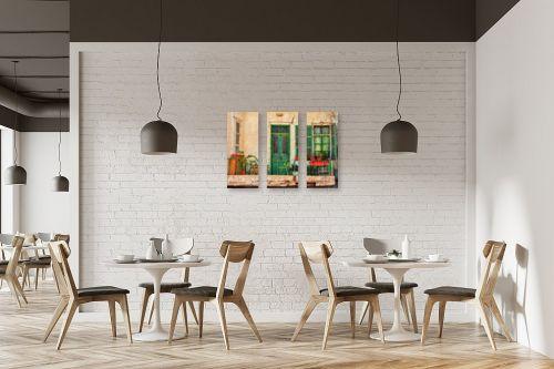 תמונה למסעדה - איזבלה אלקבץ - מרפסת - מק''ט: 266940