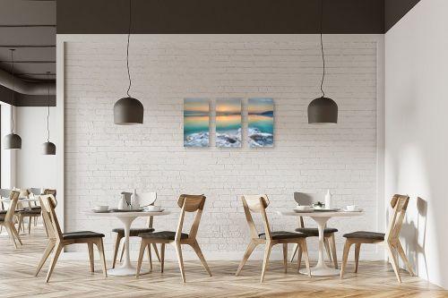 תמונה למסעדה - איזבלה אלקבץ - זריחה בים המלח - מק''ט: 282620