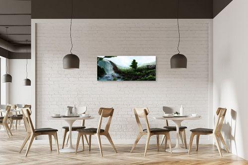 תמונה למסעדה - אורי רדלר - פינת גן עדן - מק''ט: 290021