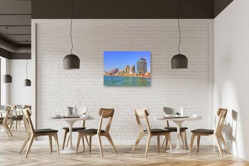 תמונה למסעדה - מתן הירש - חוף הים בתל אביב - מק''ט: 290102
