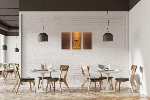 תמונה למסעדה - DnD Production - בים הכתום - מק''ט: 290855