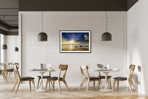תמונה למסעדה - DnD Production - חוף קסום - מק''ט: 291221
