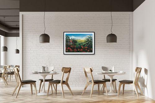 תמונה למסעדה - מזל בוכריס - שדה כלניות - מק''ט: 316339