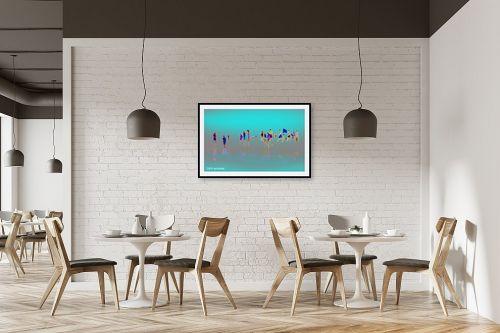 תמונה למסעדה - ציפי ניומן - קיץ צבעוני - מק''ט: 319013