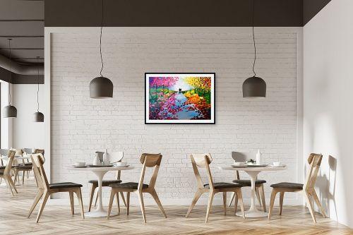 תמונה למסעדה - MMB Art Studio - Reunion  - מק''ט: 328338