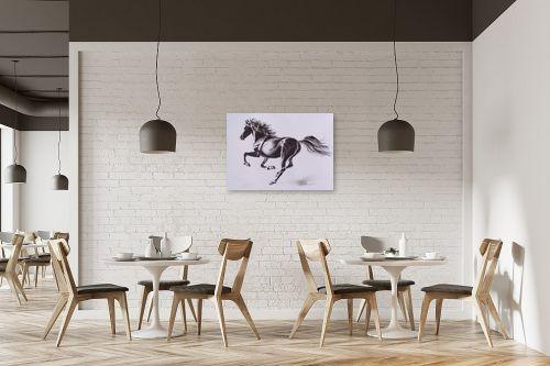 תמונה למסעדה - נטליה ברברניק - שחור - מק''ט: 330492