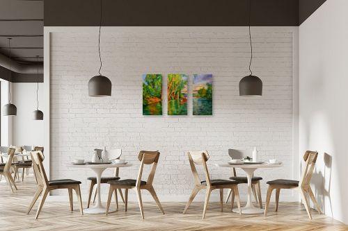 תמונה למסעדה - שמואל מושניק - נהר הירדן - מק''ט: 330982