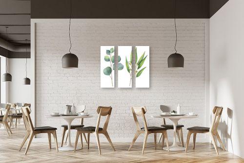 תמונה למסעדה - Artpicked - ענפים בוטניים - מק''ט: 331023