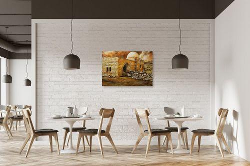 תמונה למסעדה - שמואל מושניק - קבר רחל בשנות השלושים - מק''ט: 331749