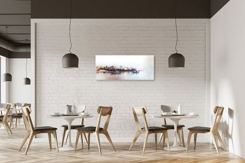 תמונה למסעדה - נעמי עיצובים - מזח - מק''ט: 338322