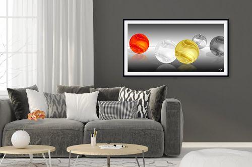 תמונה לסלון - ויקטוריה רייגירה - כדורים  מיוחדים שלי - מק''ט: 203327