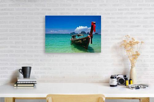 תמונה לפינת עבודה - ניר אלון - חוף קראבי - מק''ט: 129499