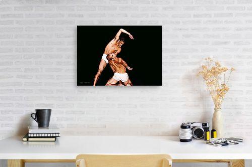 תמונה לפינת עבודה - קובי פרידמן - ריקוד - מק''ט: 19860