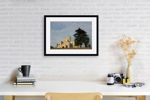 תמונה לפינת עבודה - דן ששתיאל - על ראש הגבעה - מק''ט: 232722