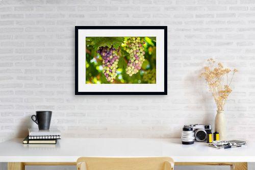 תמונה לפינת עבודה - טניה קלימנקו - אשכול ענבים - מק''ט: 285829