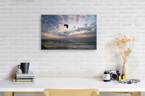 תמונה לפינת עבודה - טניה קלימנקו - בין העננים - מק''ט: 286649