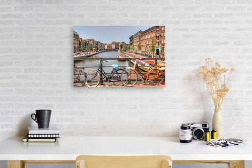 תמונה לפינת עבודה - מתן הירש - אמסטרדם 1 - מק''ט: 305648