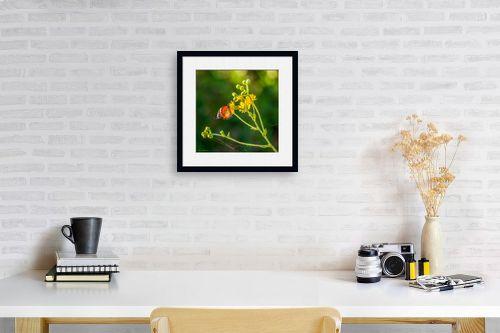 תמונה לפינת עבודה - ארי בלטינשטר - צבעים בטבע - מק''ט: 308973