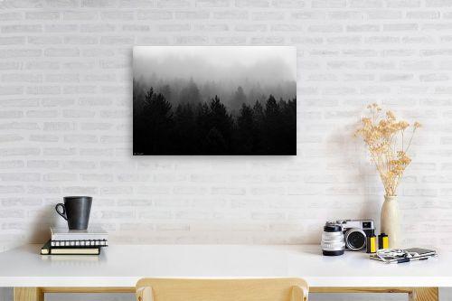 תמונה לפינת עבודה - אורי לינסקיל - עצים - מק''ט: 318236