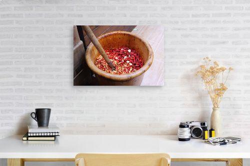 תמונה לפינת עבודה - מירית אלון הלוי - Hot Chili - מק''ט: 333278