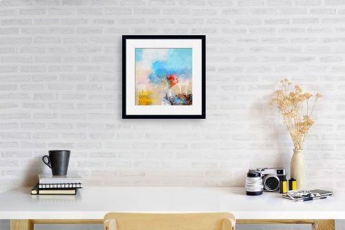 תמונה לפינת עבודה - גורדון - פרח נתתי לנורית - מק''ט: 334513