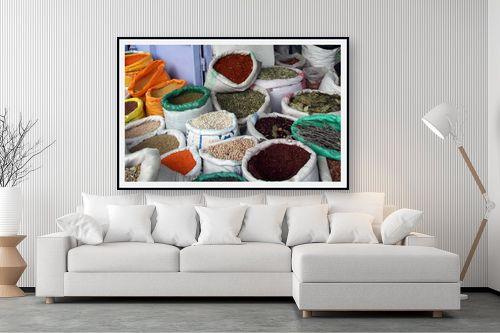 תמונה לסלון - מיכל פרטיג - צבע וארומה - מק''ט: 114661