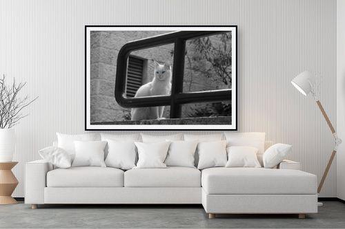 תמונה לסלון - אלי נגר - כחול - מק''ט: 117529