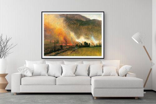 תמונה לסלון - אלברט בירשטאדט - Albert Bierstadt 062 - מק''ט: 124669